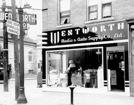 Wentworth Radio & Auto Supply Co. Ltd