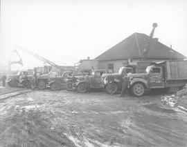 Hamilton Mill Stock & Metal Company trucks and drivers