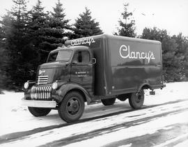 G.V. Clancy Limited Truck 1947